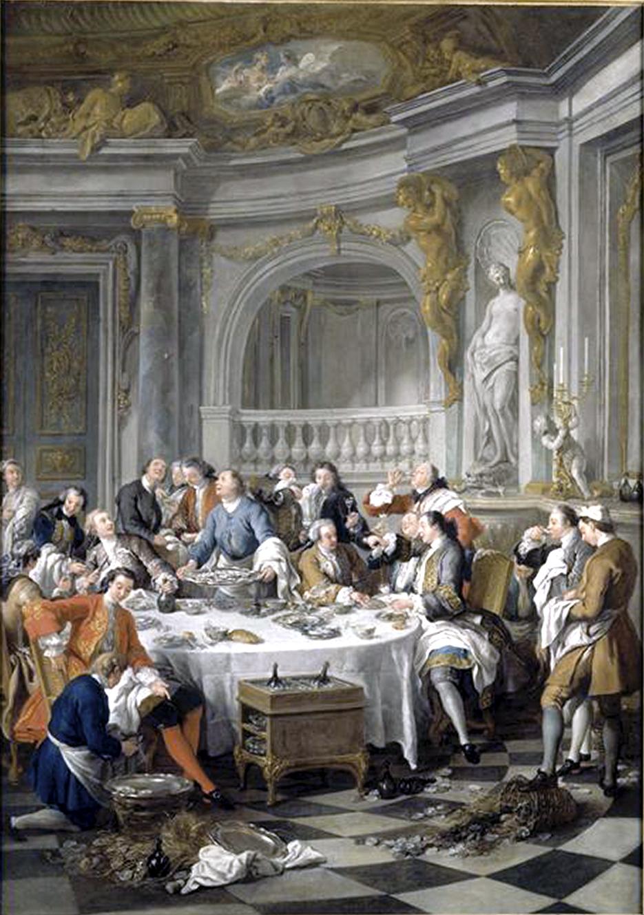 18de eeuws parijs