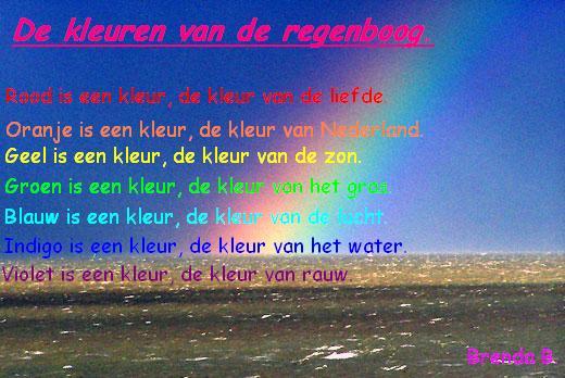Mijn gedichten - Kleur idee voor het leven ...