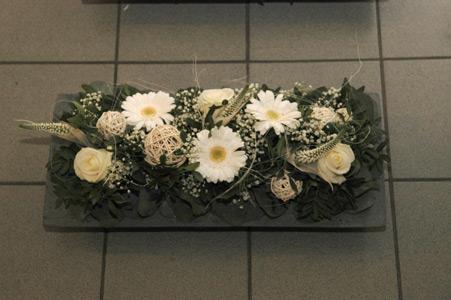 Decoratie babyborrel zelf maken cadeaubon euroflorist for Decoratie bruiloft zelf maken