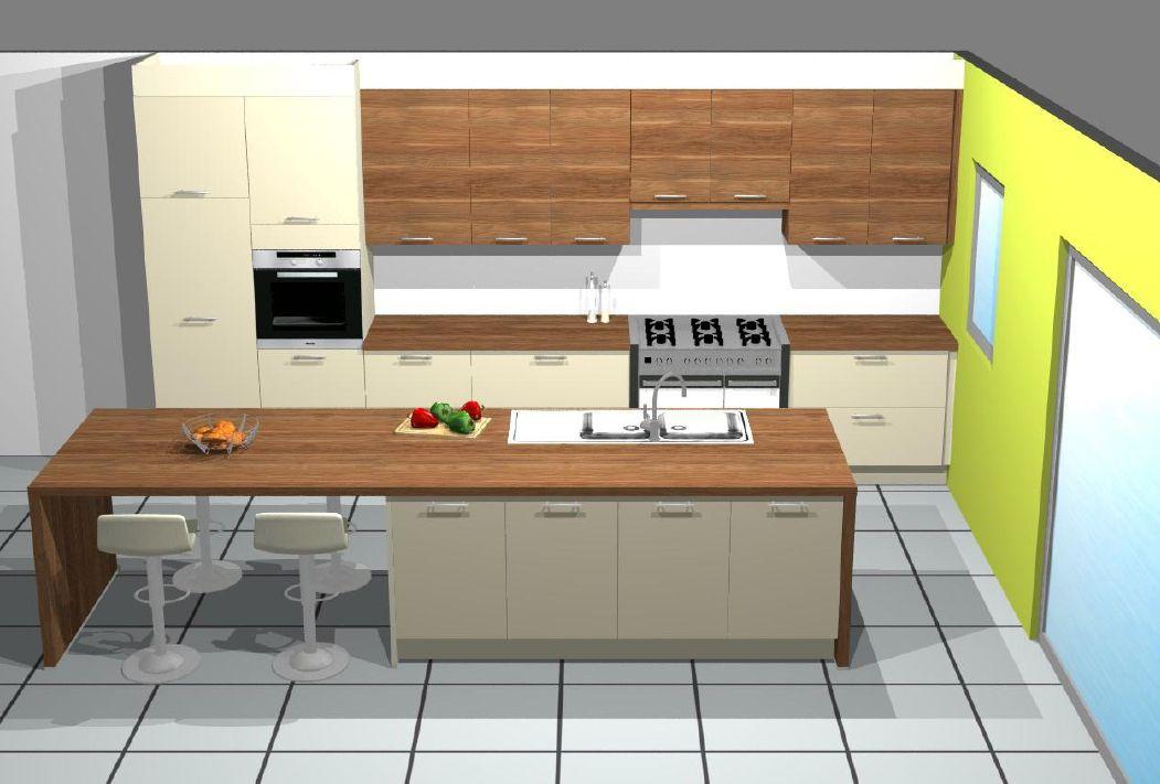 Bouw droomhuis wendy bart - Hoe dicht een open keuken ...