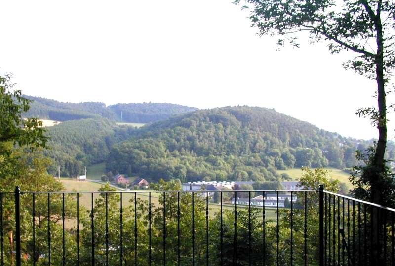 Ardennen durbuy luxe chalet te huur met prachtig uitzicht for Chalets te koop ardennen particulier