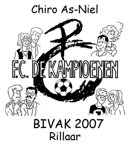Bivak Chiro As-niel