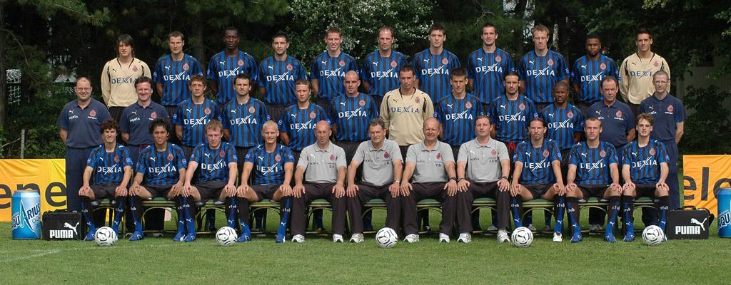 Kleurplaten Voetbal Gent.Clubbrugge Zijn De Beste
