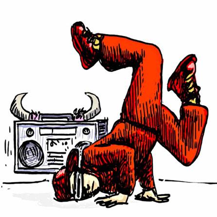 hallo vandaag zullen we het hebben over hiphop hiphop is de bekenste ...