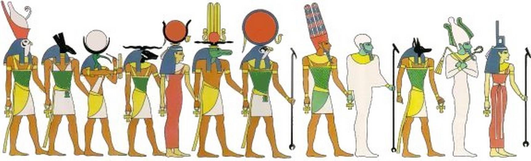 oude egypte schrijven en lezen