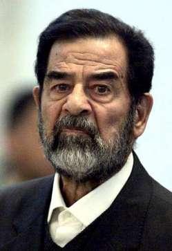 Project Algemene Vakken 3a Saddam Hoessein