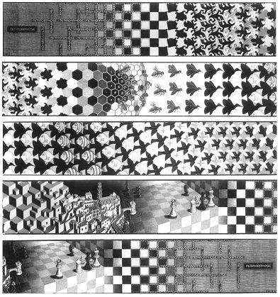 a biography of maurits cornelis escher Description escherâs biography a maurits cornelis escher, 17 june 1898 â 27 march 1972), usually referred to as m c escher, was adutchgraphic artist.