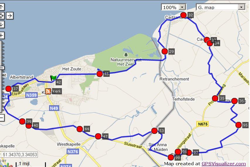 ... 40 5 km bewegwijzering knooppunten kust en zeeland gps n51 20 514: www.bloggen.be/fietsroutes/archief.php?ID=844985