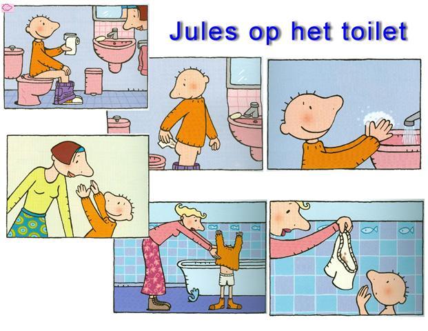 Afbeeldingsresultaat voor jules op het toilet