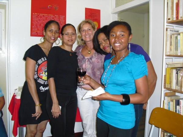 ambassade frans guyana in nederland