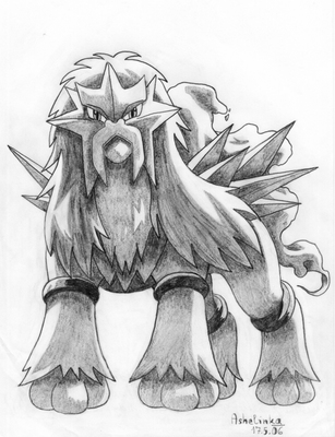 how to find entei in leaf green