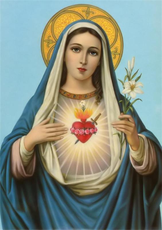 grot heilige maagd maria druipsteen