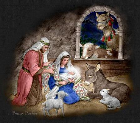 werkblad kerstmis jezus