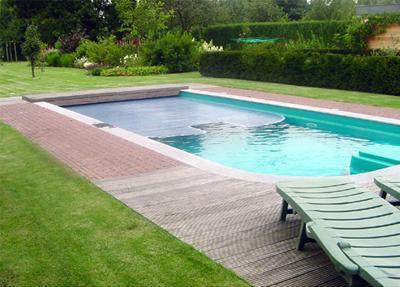 Ons huis in maret - Fotos van zwembaden ...