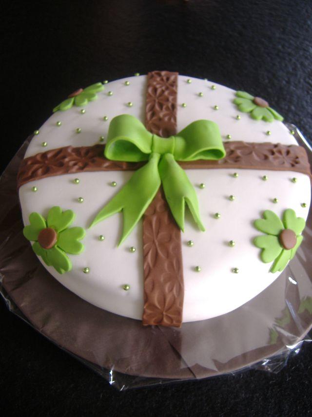 Mijn creatieve dagboek for Versiering taart zelf maken