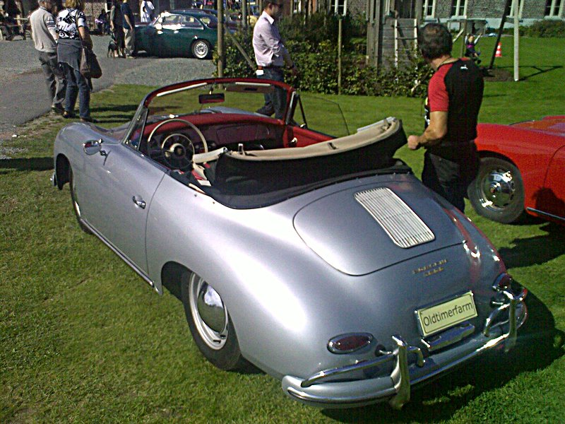 De Porsche 356 Speedster Kitcar
