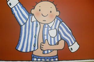 Afbeeldingsresultaat voor pyjama tekening
