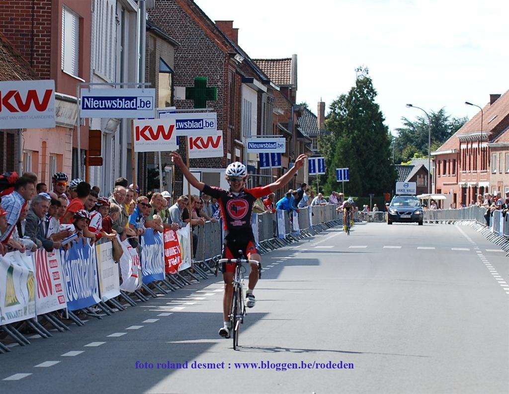 30 deelnemers voor 62 km