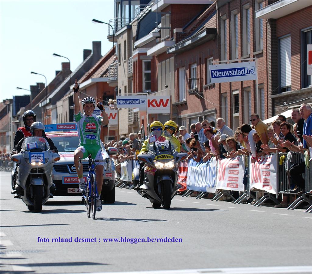 deelnemers voor 135 km