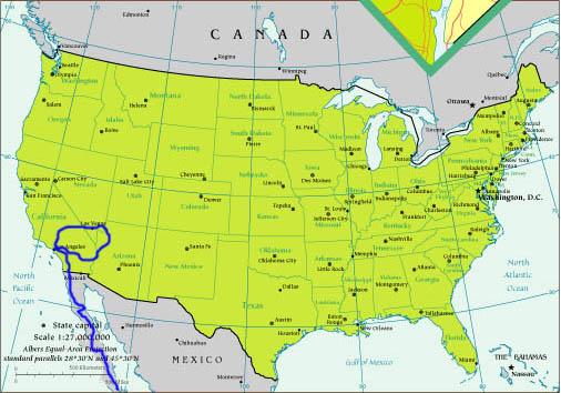 Noord Amerika