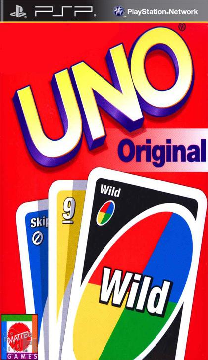 Download UNO - PSP Game Direct Link