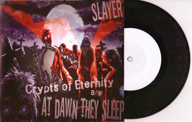 Slayer Rare Tracks Volume 2
