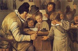 De familie everaerdt en aanverwanten - Schilderij slaapkamer meisje ...