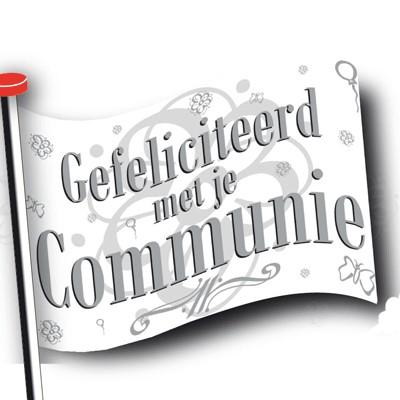 gefeliciteerd met je plechtige communie
