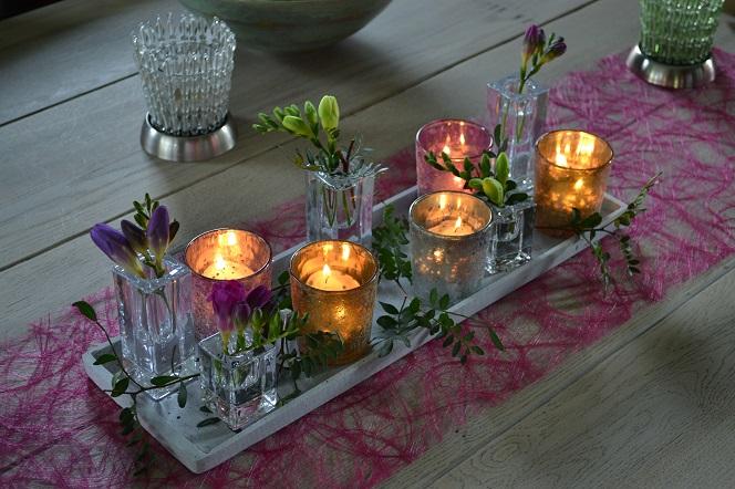 Decoratie voor feesttafel huis decoratie zelf maken i love my interior nieuws j line - Decoratie voor wijnkelder ...