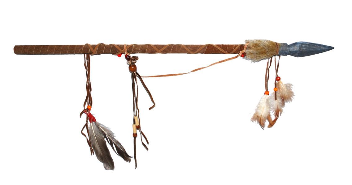 mijn manier om een speer te maken onthoud dit nooit tegen andere    Apache Indians Weapons And Tools