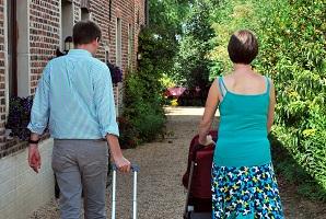 weekend weg met kids, goedkoop weekendje weg, aankomst en vertrekdatum vrij te kiezen, vakantiehuis in België