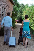 vakantieverblijf hageland, bon weekend, goedkoop weekend weg, aankomst en vertrekdatum vrij te kiezen, vakantiehuis in België