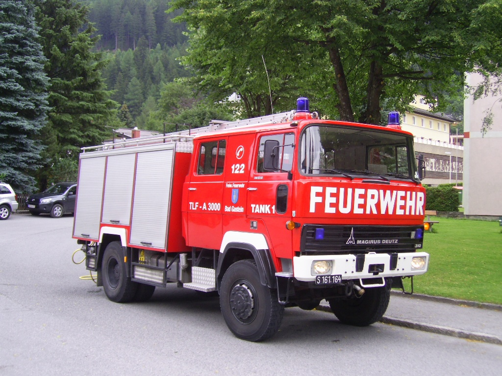 Bockstein Austria  city pictures gallery : Blaulichtfahrzeuge / véhicules de secours / emergency vehicles