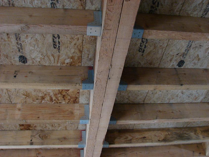 Verbouwlog - Trap voor daken ...
