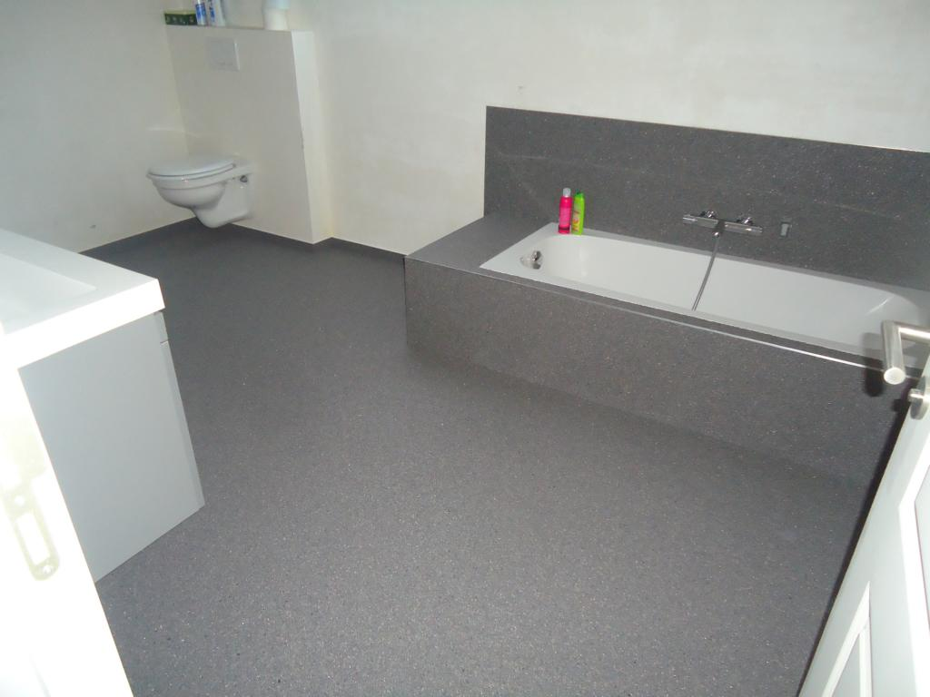 steentapijt in badkamer ~ home design ideeën en meubilair inspiraties, Badkamer