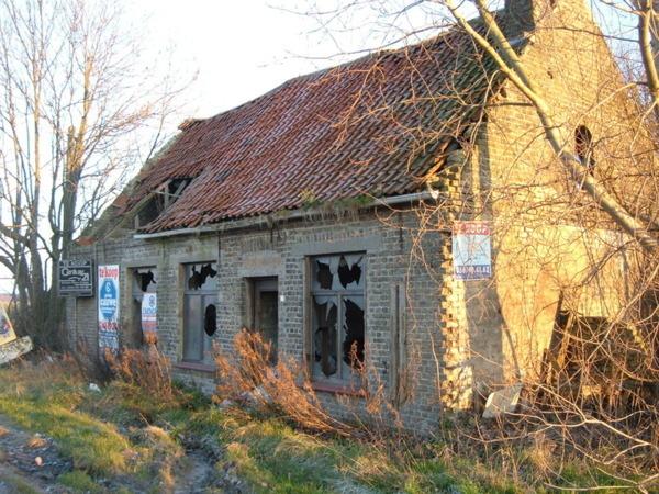 Oldtimers info en mystieke plaatsen for Vervallen woning te koop