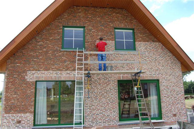 Masterproject zarren - Gerenoveerd huis voor na ...