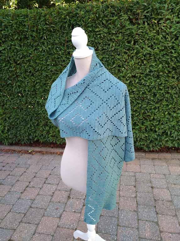 Verrassend Mrs Knit Crochet HA-16